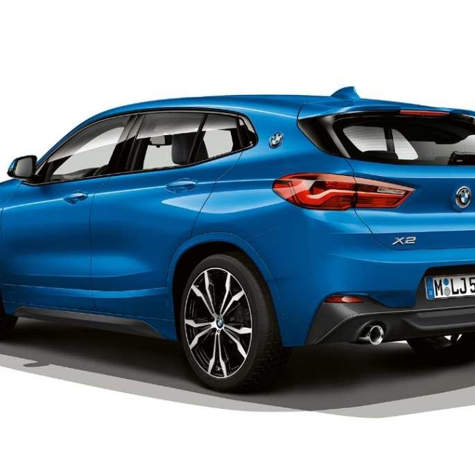 Bmw X2 Sport: BMW X2: Models & Equipment