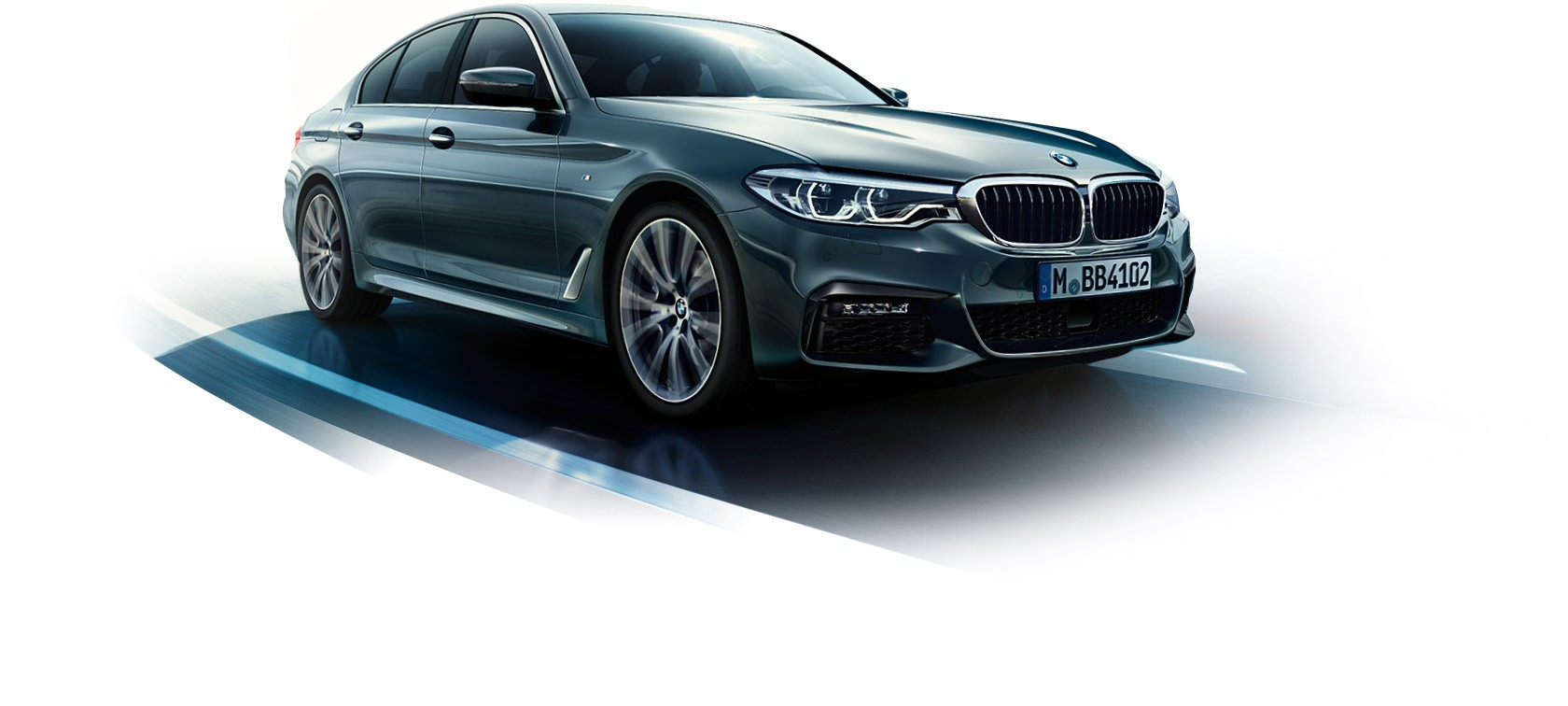 Bmw 5 series chief assistant