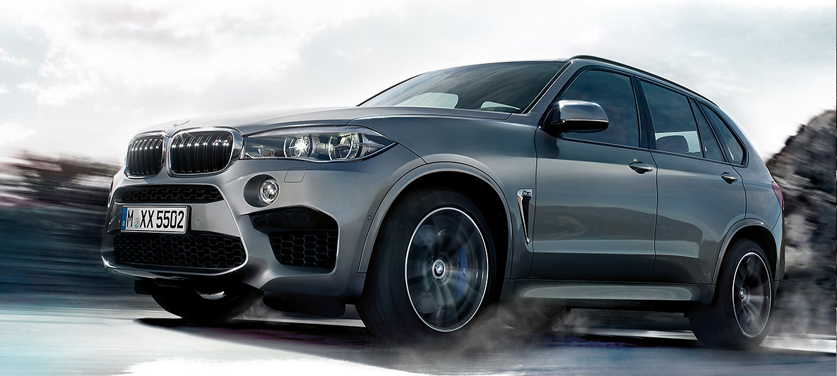 Bmw X5 M Driving Dynamics Efficiency