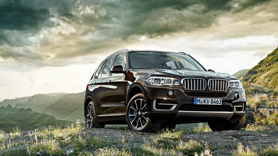 BMW X5 Images Videos